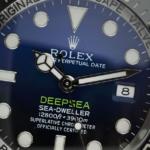 ロレックスシードゥエラーディープシーの買取相場 旧型116660と現行126660